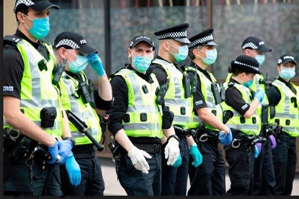 scotland police parties fine