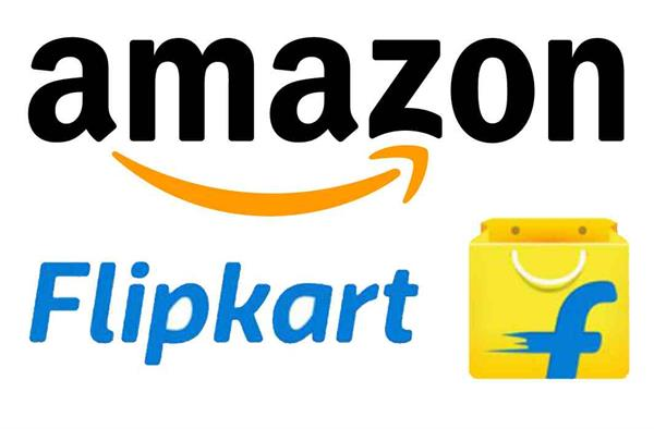 the government is bringing e commerce platforms  amazon and flipkart