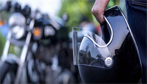 only bis certified helmets to be made sold in india