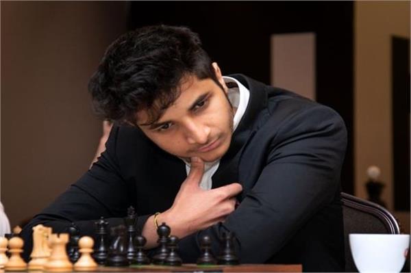 skilling open  vidit gujarati played 4 draws