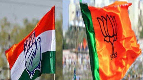 gehlot suffered a setback in rajasthan panchayat raj election  bjp shows power