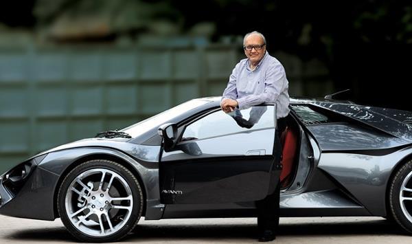 mumbai  car designer dilip chhabria arrested in fraud case