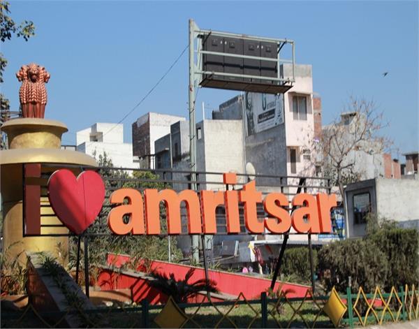 amritsar  year 2020  guru  s city  sad day