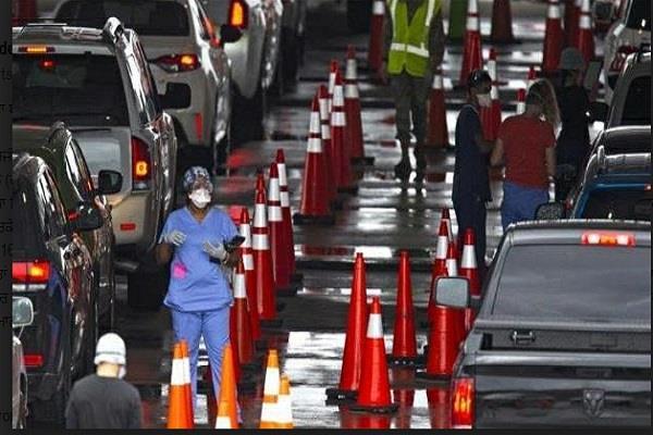 florida united states one million corona cases