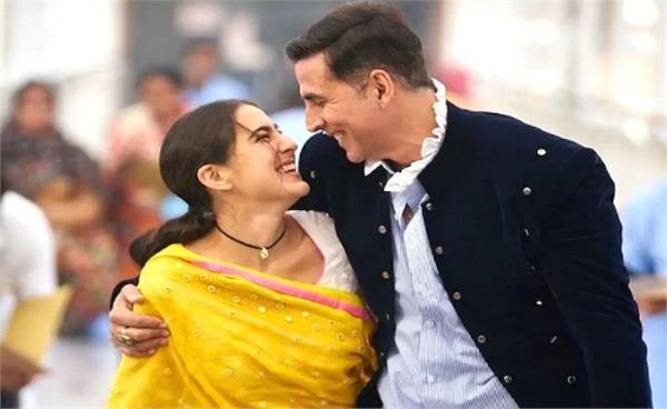 akshay kuma  sara ali khan movie atrangi rai released soon