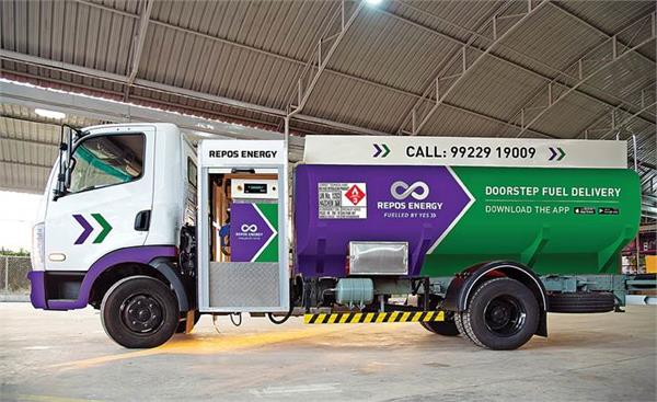 the good news now you can also order diesel from home