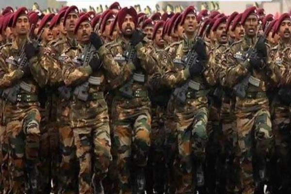 indian army job jalandhar recruitment rally