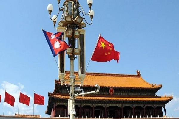 china nepal arms trade