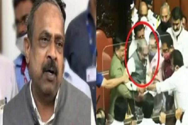 karnataka deputy speaker suicide railway track