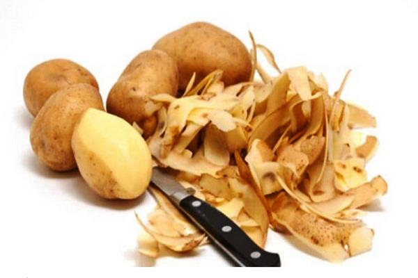 potato peels are a boon for health problems along with blood pressure