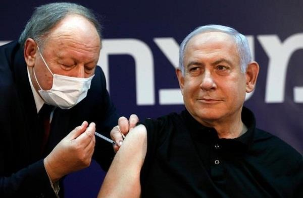 benjamin netanyahu covid 19 vaccine