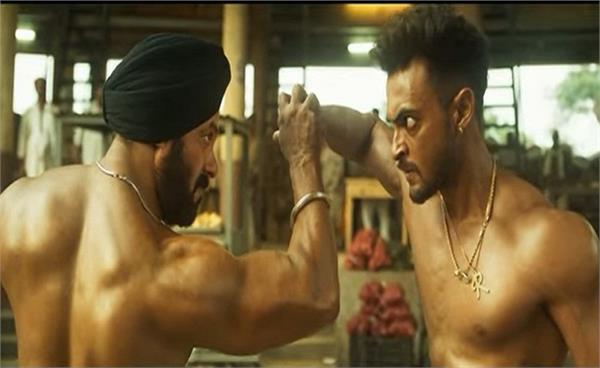 salman khan upcoming movie antim the final truth first look viral