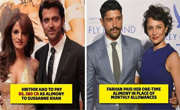 most expensive divorces of bollywood that made celeb