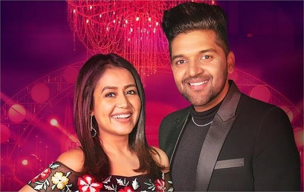 guru randhawa and neha kakkar