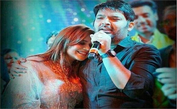 kapil sharma feel sorry from wife ginni on their anniversary