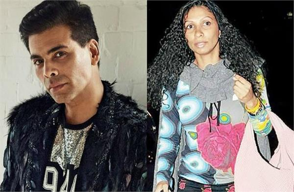karan johar celebrates friendship with celebrity manager  terminates contract