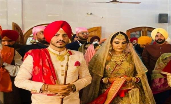punjabi singer jas bajwa got married pictures go viral