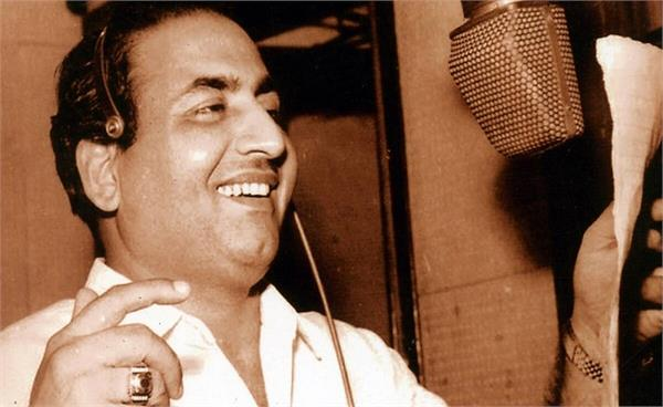 indian playback singer mohammed rafi