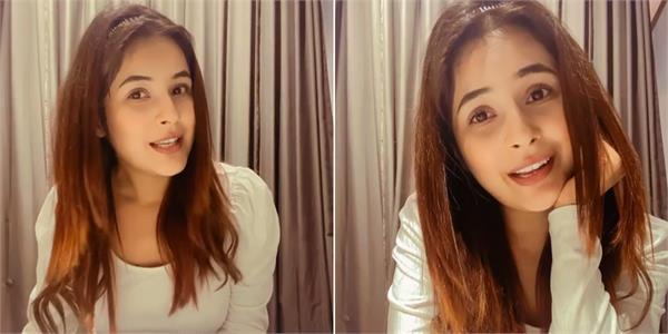 shehnaaz gill viral singing video