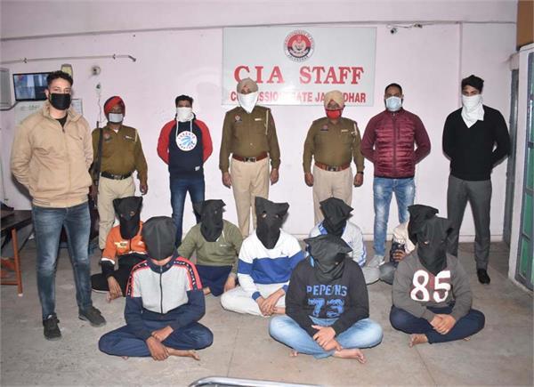 national president shri ram bhagat sena  deadly attack  accused arrested