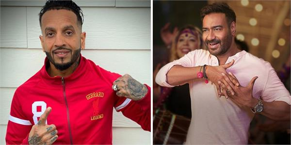 jazzy b questioned ajay devgn for not supporting farmers