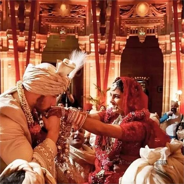 priyanka and nick celebrate their second wedding anniversary in a special way