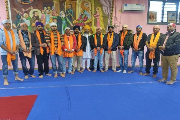sri guru nanak dev ji parkash purab celebrated in italy