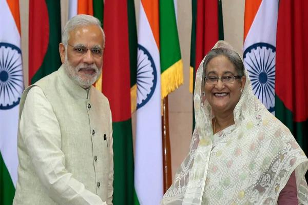 the pm of bangladesh thanked the indian army for saving lives in the 1971 war