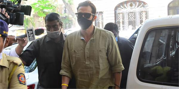 arjun rampal visit ncb office for investigation