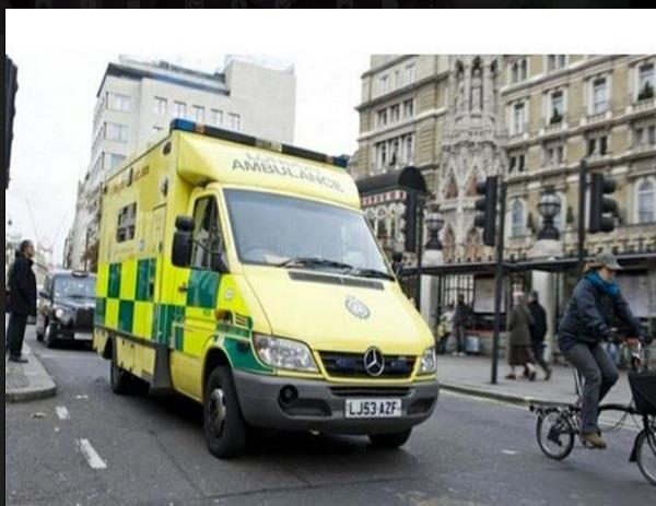 phone calls london ambulance service