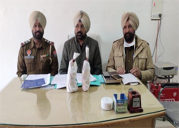 pakistani smugglers  heroin  valtoha