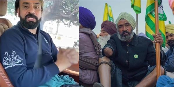 babbu maan big move to support farmers protest