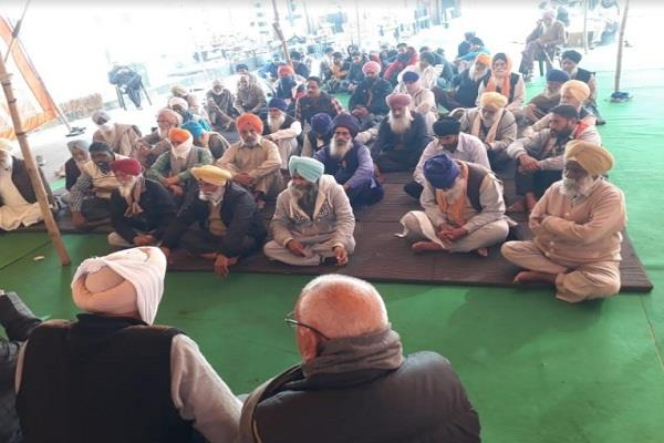 on the 58th day of the cholang toll plaza dharna modi government