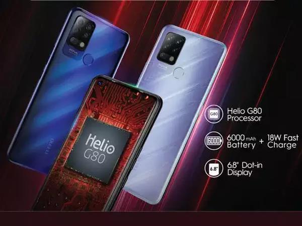 tecno pova smartphone launched