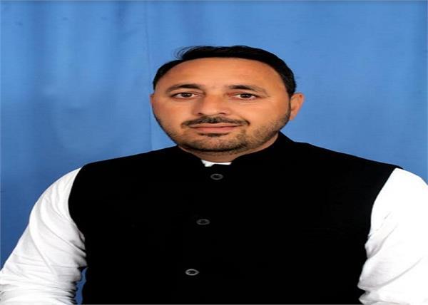 youth congress  chandigarh residence  tanda urmar  district president
