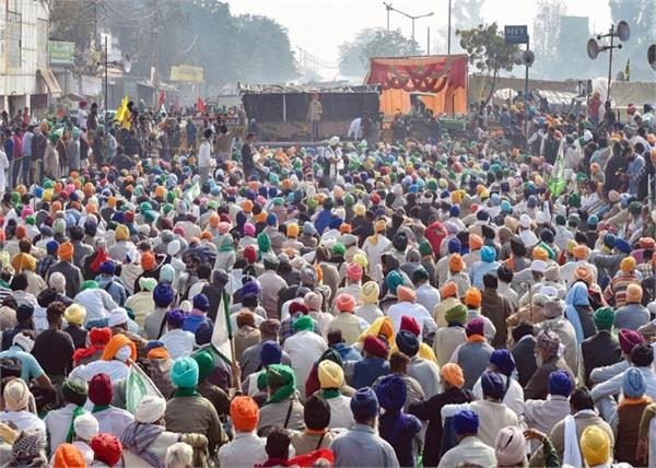 farmers delhi chalo protest march against new farm laws