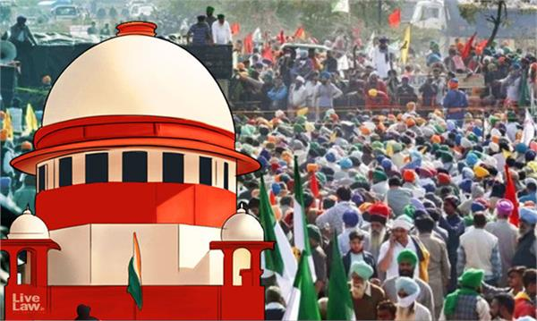 farmer protest supreme court  petition