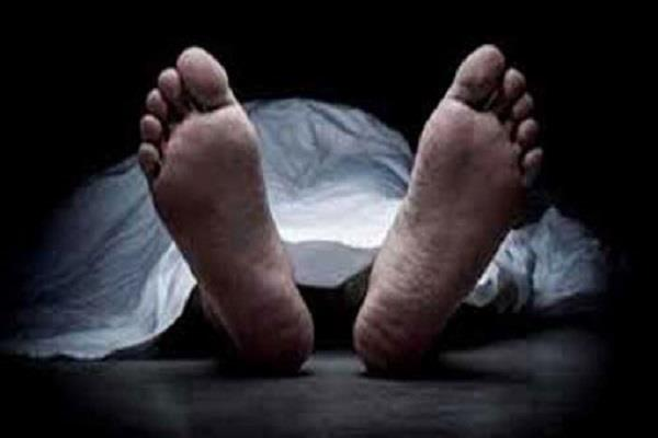 man died in accident