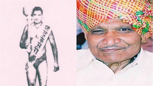 hind kesari wrestler  shripati khanchanale  passed away