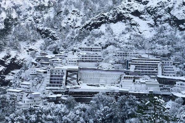 devotees increase in mata vaishno devi