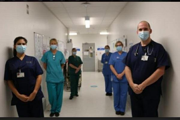 scotland  nicola sturgeon health workers