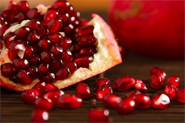 pomegranate diabetes cancer benefits heart
