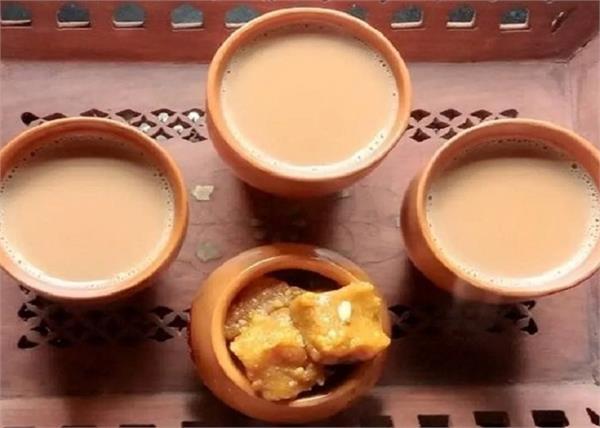 jaggery tea  winter benefits  diseases  relief