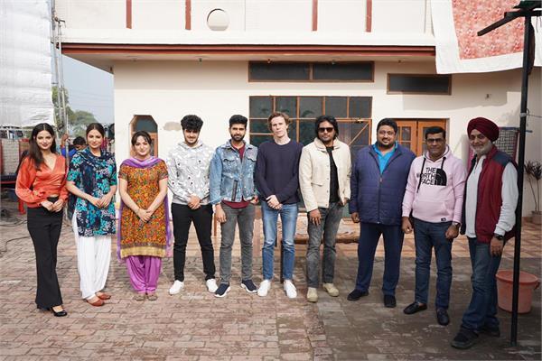 upasana singh turns producer for dev kharoud movie bai ji kuttange