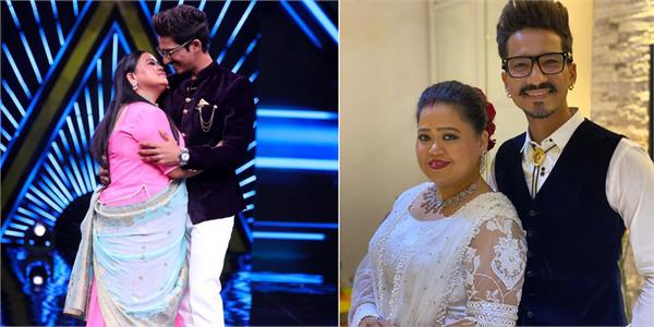 bharti singh husband make fun of ncb and drugs case