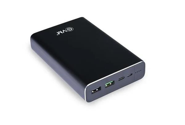 first laptop charging powerbank
