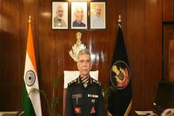 lieutenant general pradeep c nair indian army recruitment general director