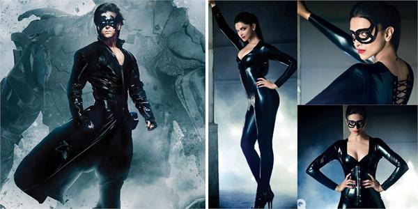 deepika padukone in krrish 4