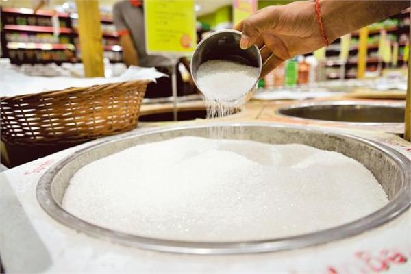 sugar production doubled to 42 9 lakh tonnes