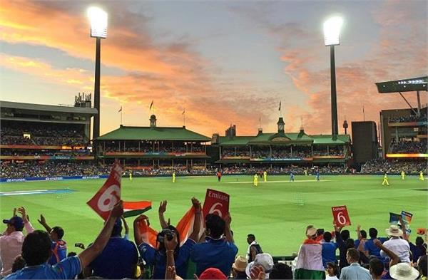 ind v aus last t20 match can be played in a packed stadium